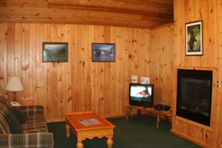 Snuggle by the fire on your romantic getaway in Gatlinburg.