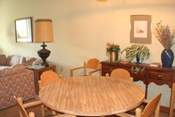 Dine in at your Gatlinburg condo rental.