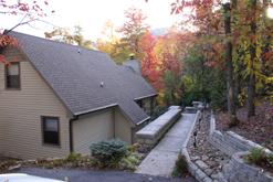 Gatlinburg chalet with mountain view
