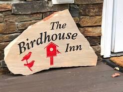 Taken at Birdhouse Inn in Gatlinburg TN