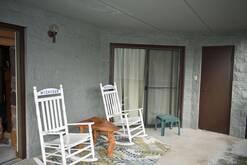 205 high alpine resort private patio