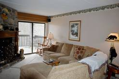 205 High Alpine Resort 2 bedroom 2 bath condo in Chalet Village area of Gatlinburg