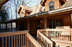 Cabin Fever 2 Bedroom Cabin Rental