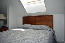 8302 Loft bedroom with queen bed