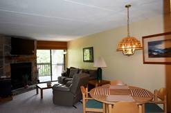 310 High Alpine Resort 2 bedroom 2 bath condo in Gatlinuburg TN