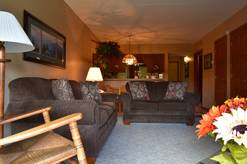 Living Room at 203