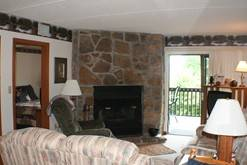 2 bedroom Gatlinburg condo with 2 bathrooms and will sleep 6.