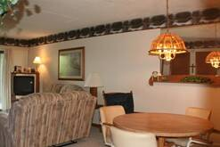 Dine in at your Gatlinburg condo rental. at High Alpine Resort in Gatlinburg TN