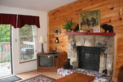 3 Bedroom Gatlinburg chalet with 3 bathrooms. at Life's a Bear Retreat in Gatlinburg TN