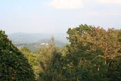 Awesome view of the Smokies from your Gatlinburg chalet. at Life's a Bear Retreat in Gatlinburg TN