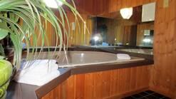 2 Gone Fishin jacuzzi tub 3  at Gone Fishing in Gatlinburg TN