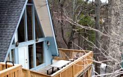 Mountain View #44 4 Bedroom Cabin Rental