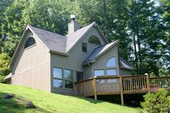 A Great Escape Chalet 1 Bedroom Cabin Rental