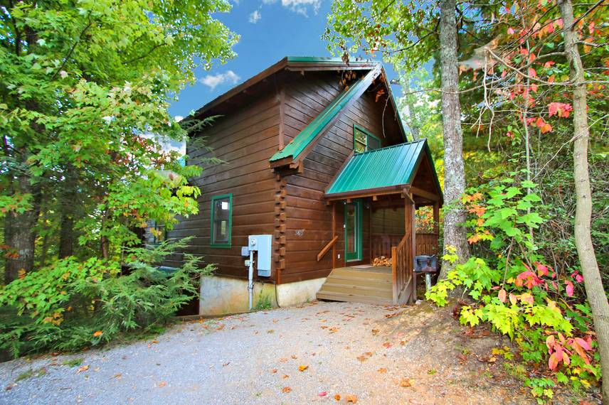 Morning Glory - Smoky Mountain Chalet Rentals