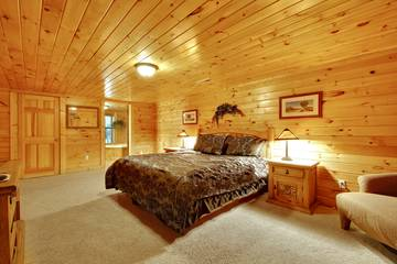 Taken at Fox Hollow Lodge in Gatlinburg TN