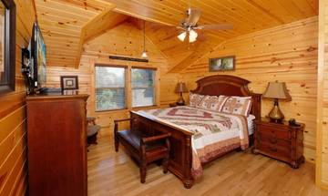 Leisure cabin lodging in the Tennessee Smokies.