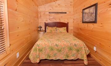 Awake fresh after a relaxing stay in your Smokies cabin.