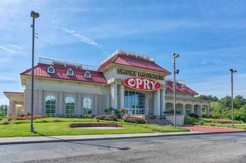 The Smoky Mountain Opry Pigeon Forge Tennessee.