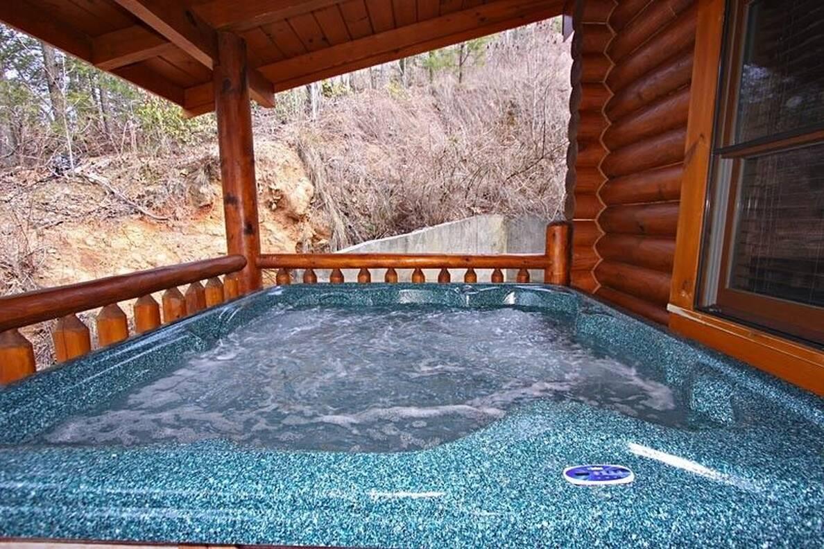 Taken at Kiss Me Goodnight in Smoky Mountain Ridge TN