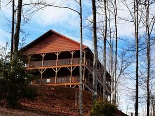 Taken at Party Hut in Byrd's Creek TN