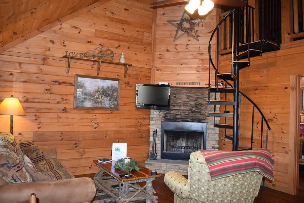 Cozy Cove 1 Bedroom Cabin Rental