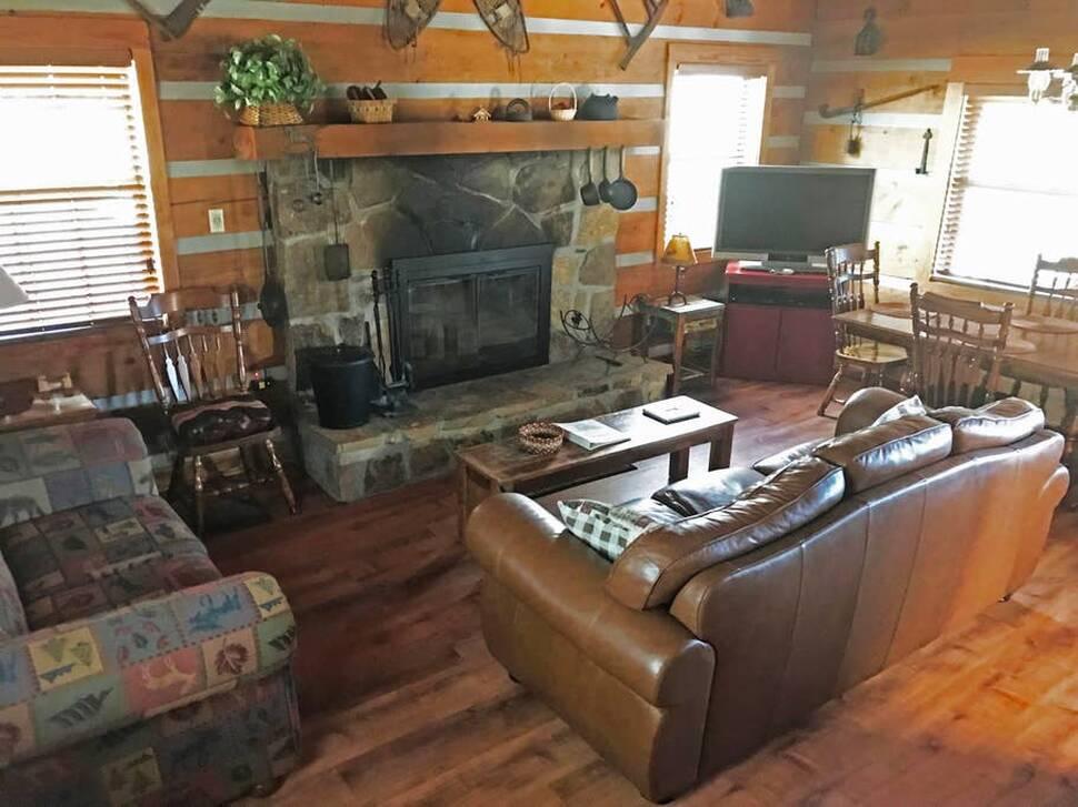 R And R Retreat 1 Bedroom Cabin Rental