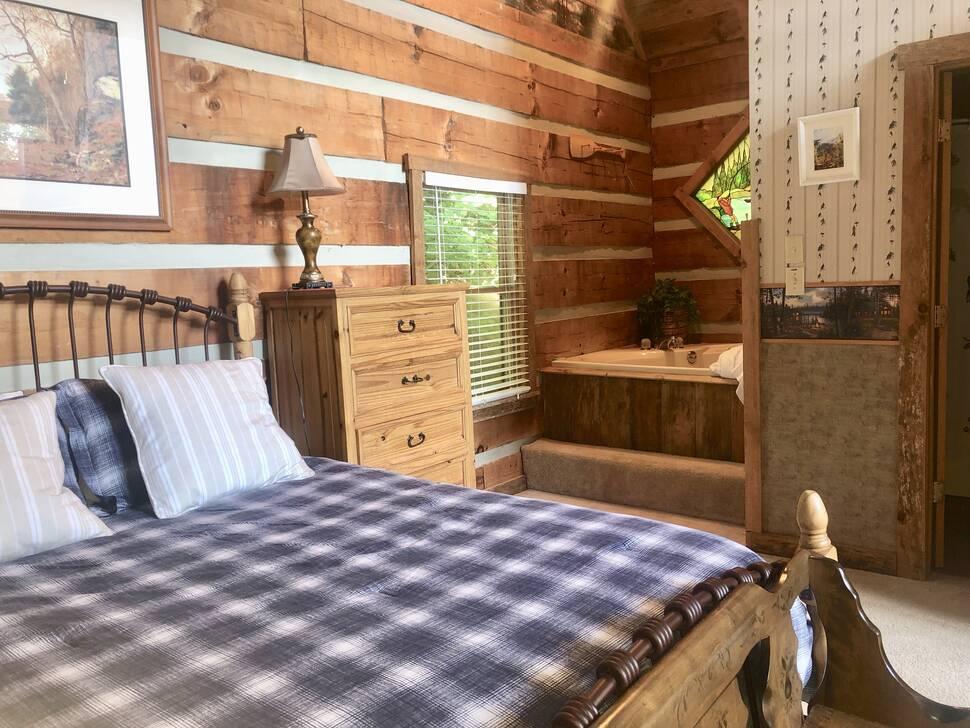 Copperline 1 Bedroom Cabin Rental