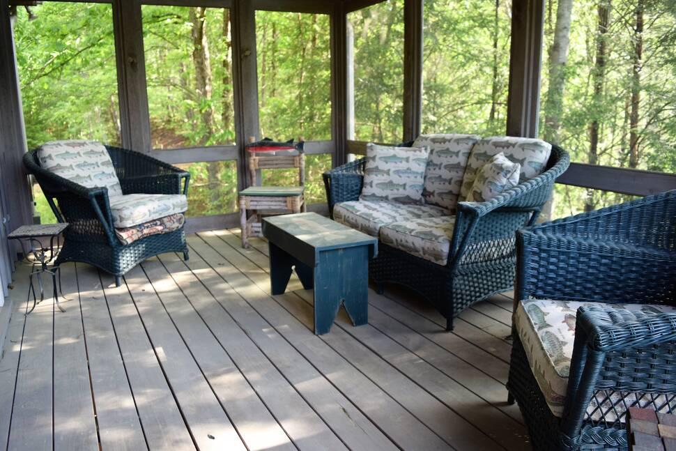 Serendipity 3 Bedroom Cabin Rental