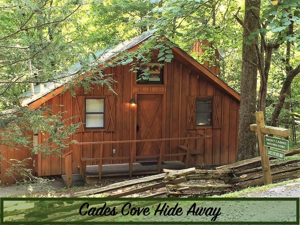 Cades Cove Hide Away