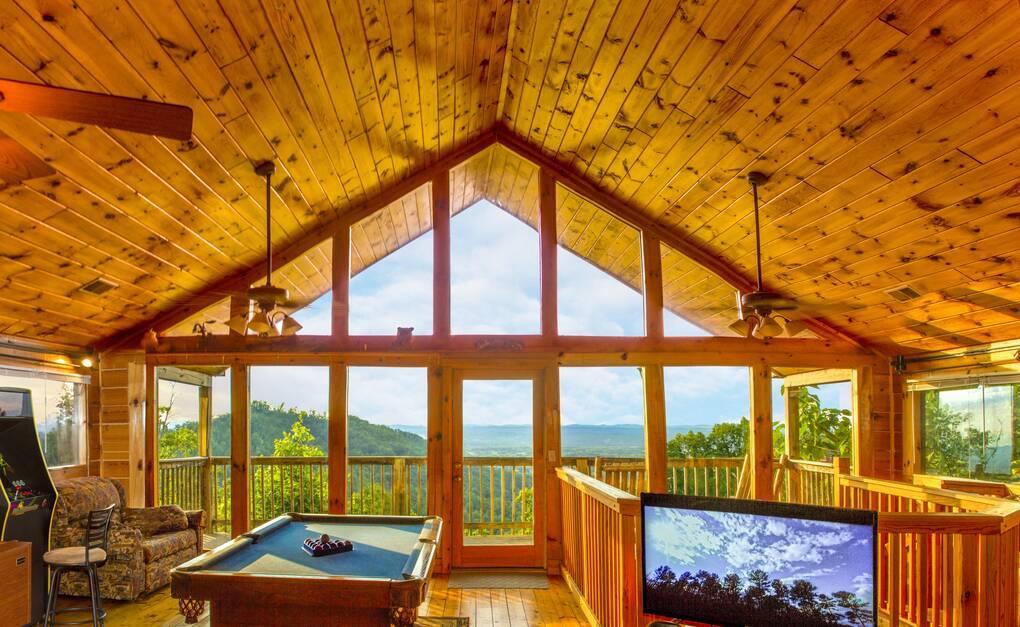 Clearview 1 Bedroom Cabin Rental