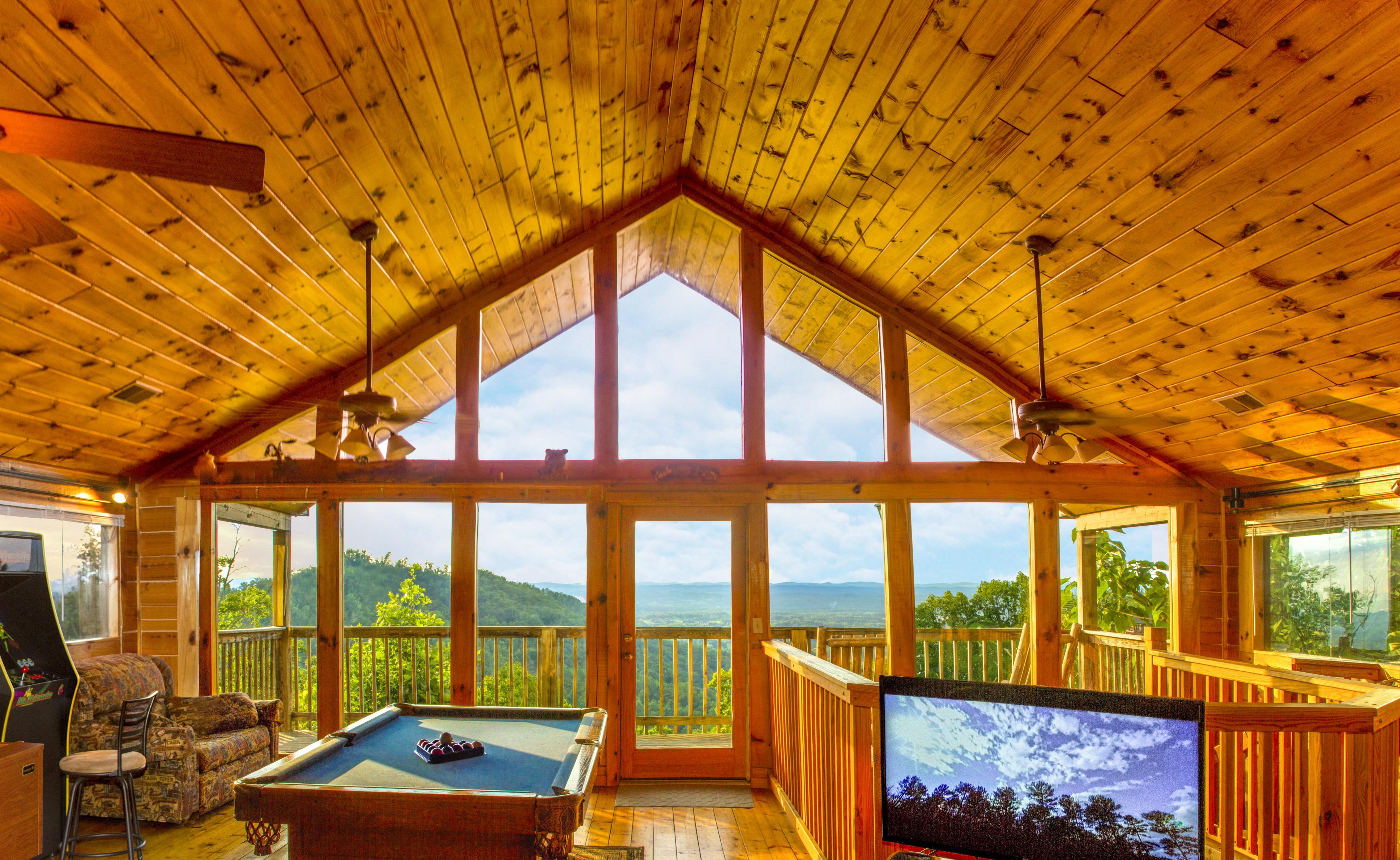 1 Bedroom Cabin Rental