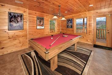 MTFBWYou_TT-May-the-Forest-be-with-You-2016-Pool-Table-Lower-Level