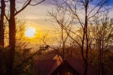 Angelic Sunset