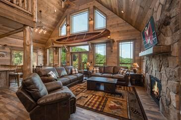 Misty Mountain Lodge