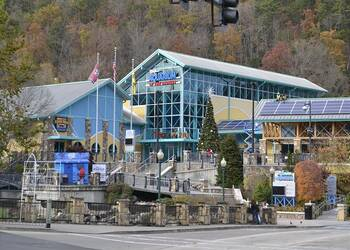 Gatlinburg Splash