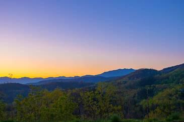 Ridge Top Dreamin'