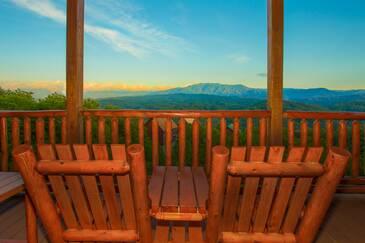 Majestic Mountain Lodge