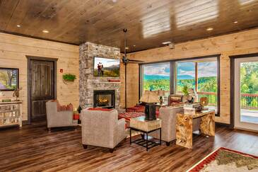 Smoky Mountain Retreat