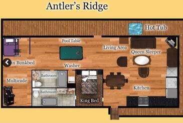 Antler's Ridge
