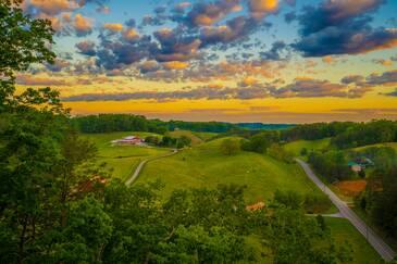 Ridge Top Retreat