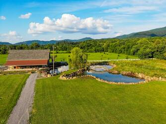 Cove Mountain Ranch Blessed
