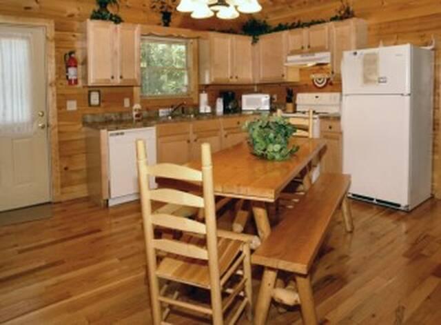 Heavenly Haven Gatlinburg Chalets Cabin Rentals Tennessee