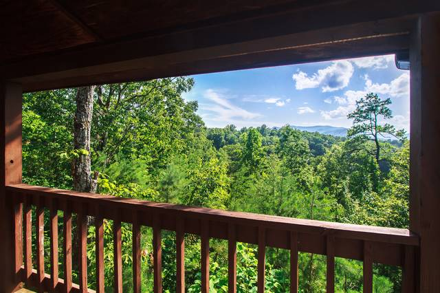 A Heavenly View Gatlinburg Chalets Cabin Rentals Tennessee