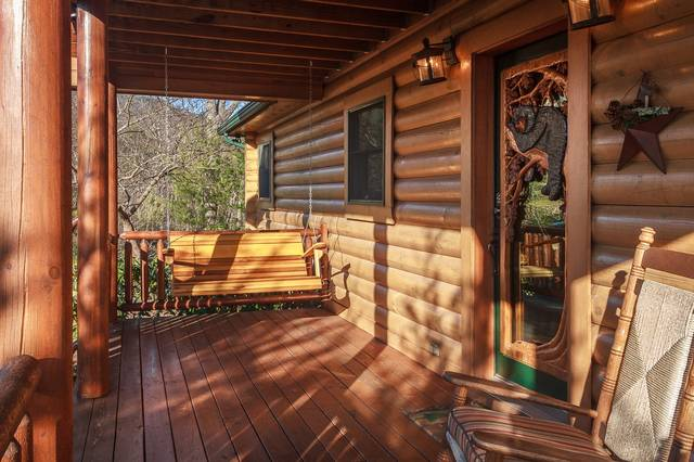 Among The Clouds Gatlinburg Chalets Cabin Rentals