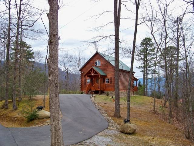 Awesome Mountain View 1 Bedroom Gatlinburg Cabin