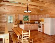 Heavenly Haven 2 bedroom cabin in  Gatlinburg