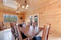 Roomy Dining Room area