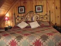 All About Love  (aka Flew The Coop)  1 bedroom cabin