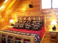 Awesome Mountain View 1 bedroom cabin in  Cobbly Nob