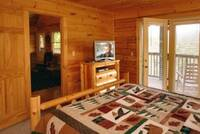 Point Of View 4 bedroom cabin
